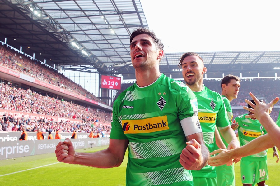Lars Stindl stellte den Derbysieg sicher (Foto: Alex Grimm / Bongarts / Getty Images)