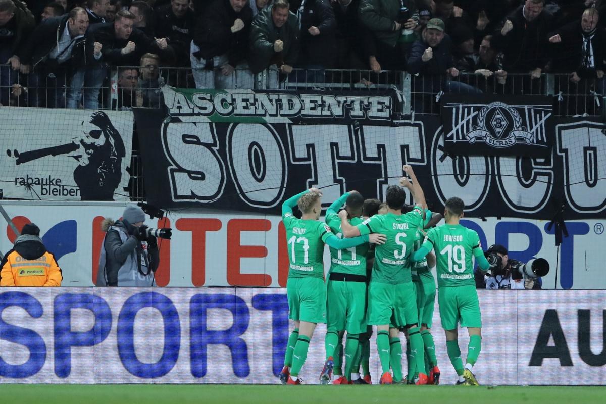 Aktuelles über Borussia Mönchengladbach Startseite