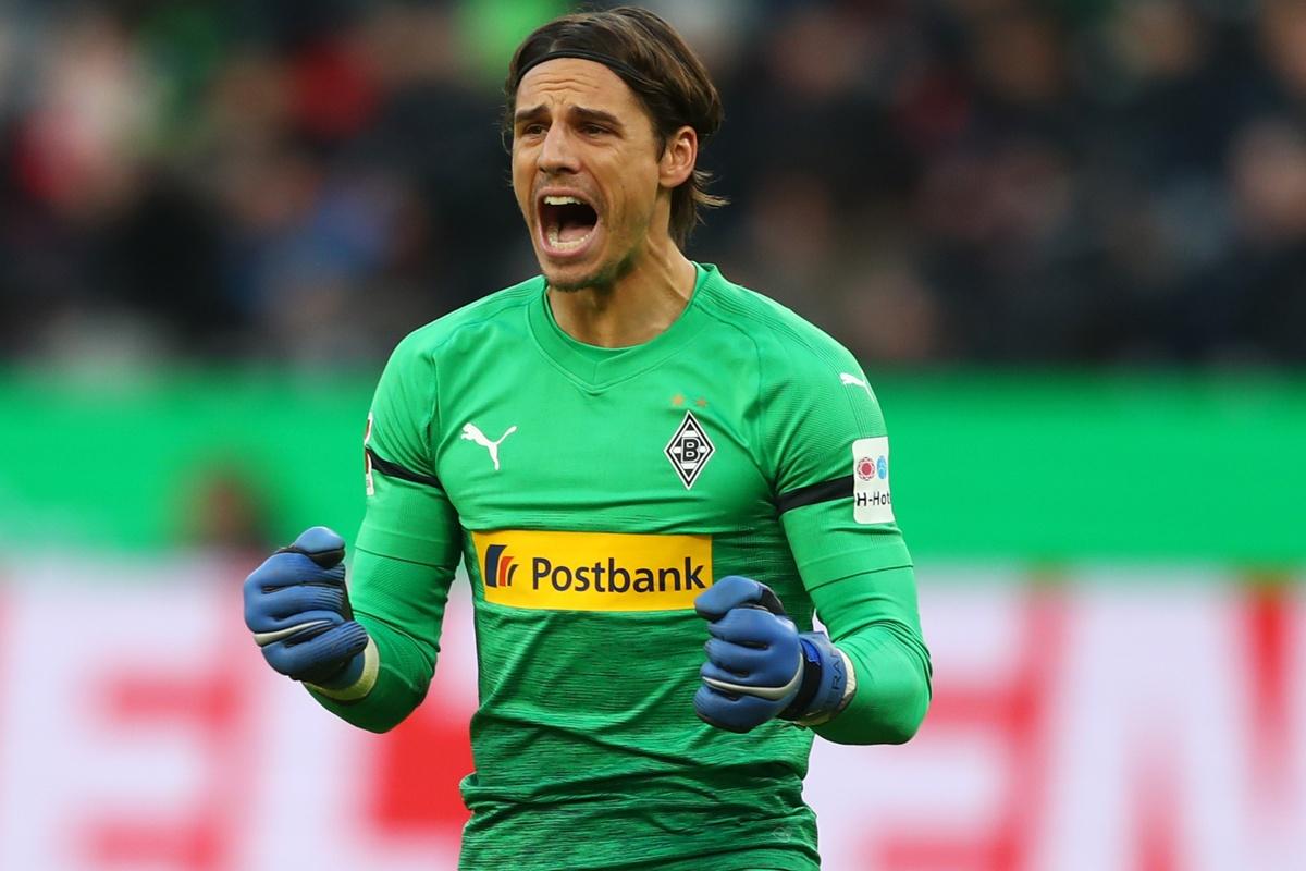 Spieler Von Borussia Mönchengladbach