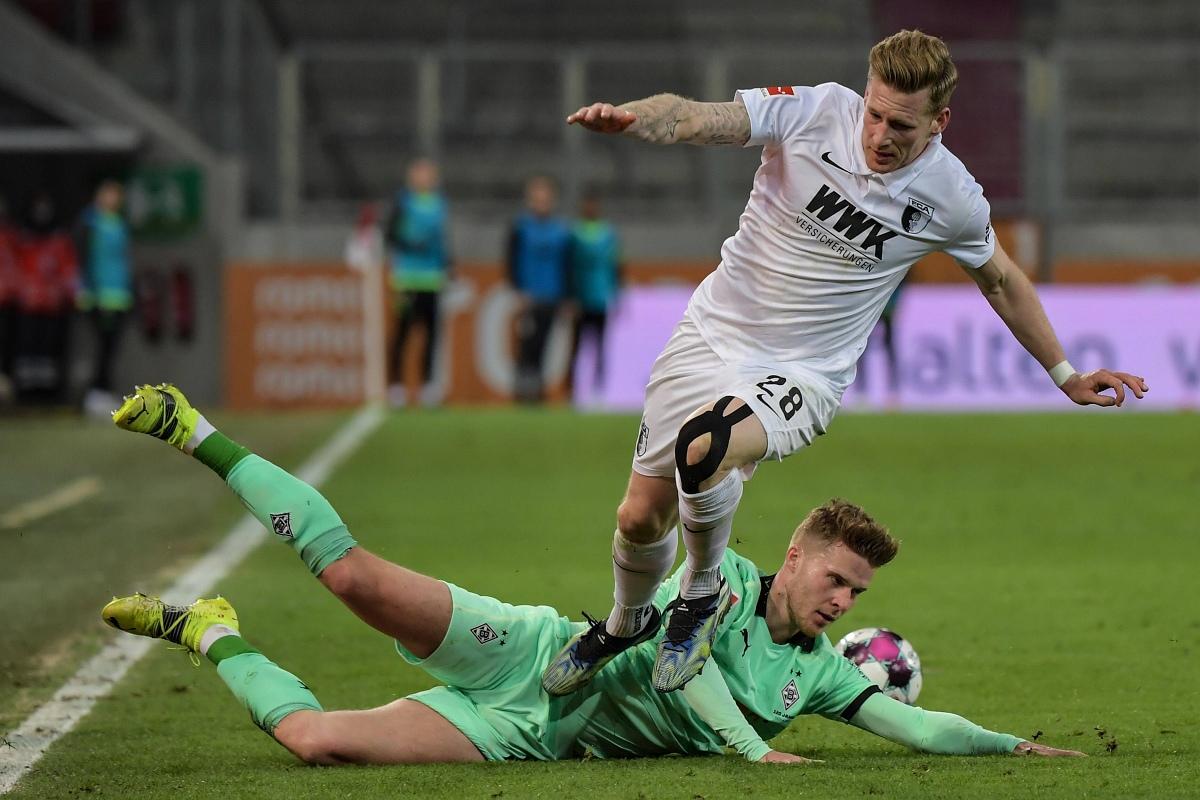 Aktuelles über Borussia Mönchengladbach: 1:3! Absurde Niederlage für  Borussia in Augsburg