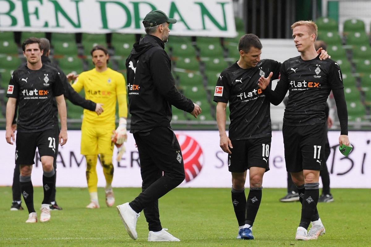 Spiel Mönchengladbach