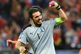 Buffon und Italien machten Spaß (Foto: Vincenzo Pinto / AFP / Getty Images)